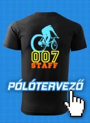 Pólótervező - egyedi póló